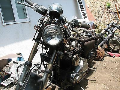 Harley-Davidson : Sportster Harley XLCR Cafe Racer