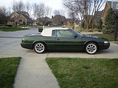 Cadillac : Eldorado ETC Coupe 2-Door 2001 cadillac eldorado etc coupe 2 door 4.6 l