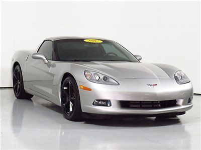 Chevrolet : Corvette 2dr Coupe 2007 corvette with only 15 k miles heads up display sat radio memory pkg