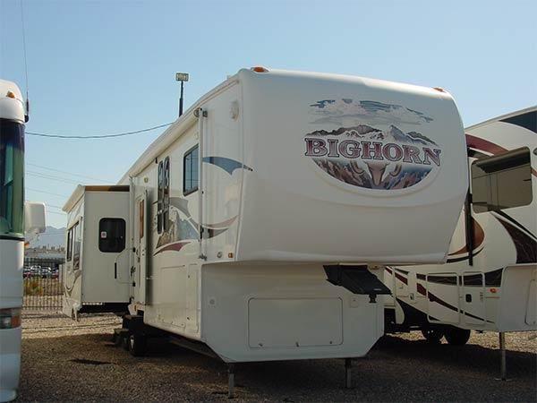 2008 36' Heartland Bighorn 3670RC 5th Wheel