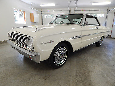 Ford : Falcon Sprint 1963 1 2 ford falcon sprint 260 challenger