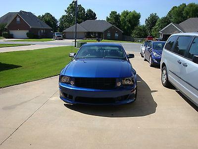 Ford : Mustang Saleen S281 2006 saleen s 281 3 valve
