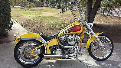 Custom Built Motorcycles : Chopper Beautiful American Eagle Motorcycle