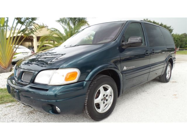 Pontiac : Montana Video Test Drive! Clean History report, leather, Great condition!!! 60k miles!!!