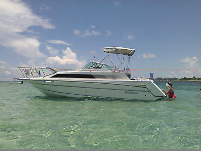RINKER  28'   Excellent Family Crusier Boat  low hours.!!!