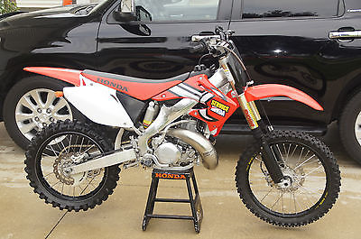 Honda : CR Service Honda CR500AF CR500  Low Hours  True Works Bike! Built for Tall Riders