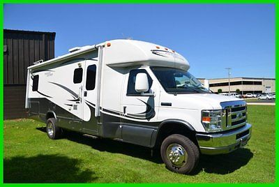 2011 Phoenix Cruiser 2700 Motor Home Lower paint Used Low Miles Factory Direct