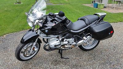 BMW : R-Series 2004 bmw r 1150 r