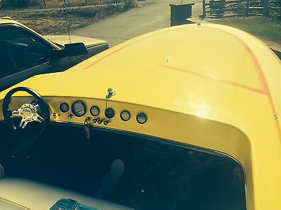 1978 spectra jet boat w/ trailer 460 ford
