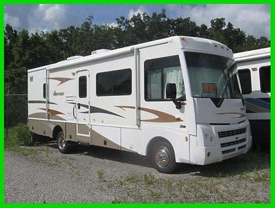 2008 Winnebago Sightseer 29R 29' Class A Workhorse 8.1L Gas 2 Slide Outs Z PKG