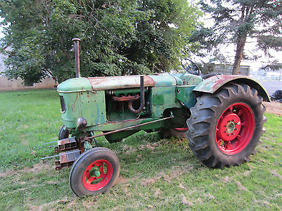 Deutz D65 Diesel Antique Tractor