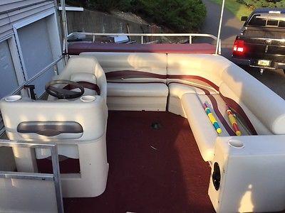 Crest Pontoon 24 Ft Boats For Sale