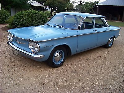 Chevrolet : Corvair 700 Chevrolet Corvair 700 barn find with low miles original paint interior