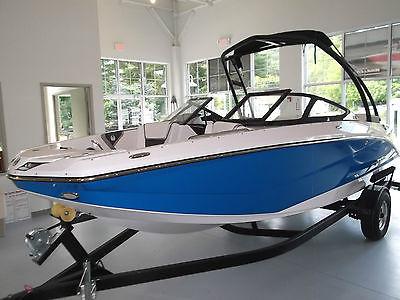 2014 Scarab Jet Boat 215 HO