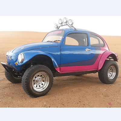 Volkswagen : Beetle - Classic BAJA VW BAJA BUG - SAND BUGGY -OFF ROAD