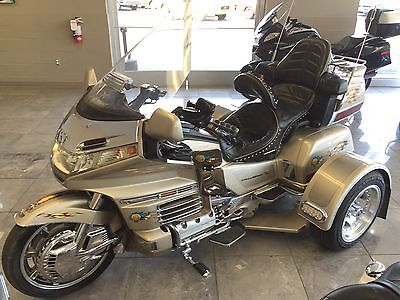 Honda Goldwing 1500 Se Trike Motorcycles for sale