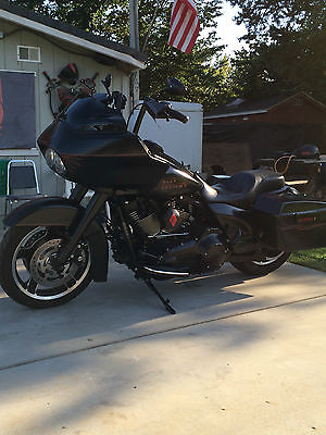 Harley-Davidson : Touring 2010 harley davidson road glide custom fltrx 103 abs security awesome set up