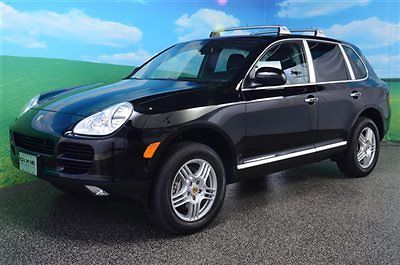 Porsche : Cayenne Super Low Miles * 1 Owner * Excellent Condition * Super Low Miles * 1 Owner * Excellent Condition *  Low Miles 4 dr SUV Automatic