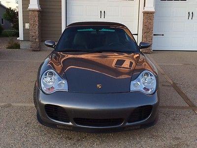 Porsche : 911 X-50 Package 2005 porsche 911 cabriolet x 50 package new condition
