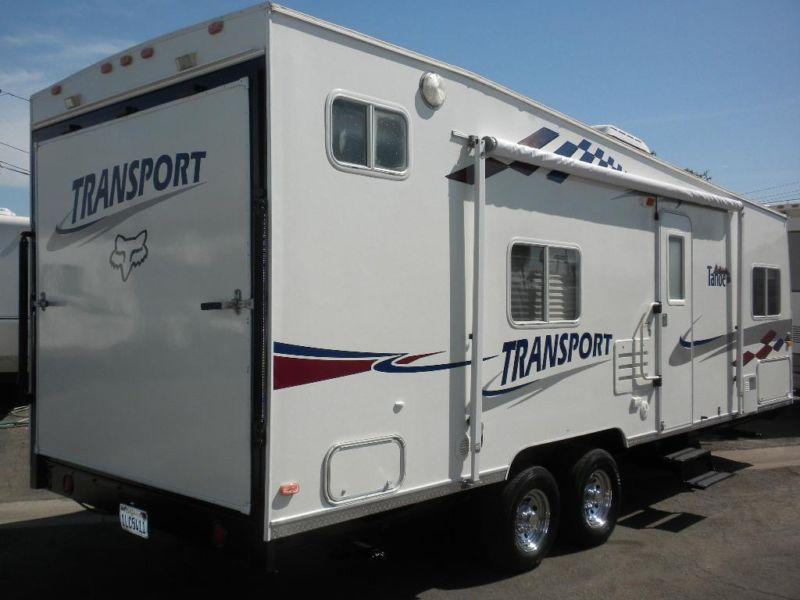 Thor Transport 24wtb Rvs For