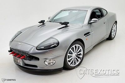 Aston Martin : DB7 James Bond Replica James Bond Replica Car - Functional Rocket/Machine Guns - Memorabilia -