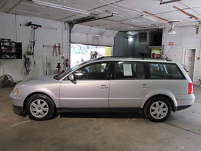 Volkswagen : Passat gls 2000 volkswagen passat gls wagon 4 door 2.8 l