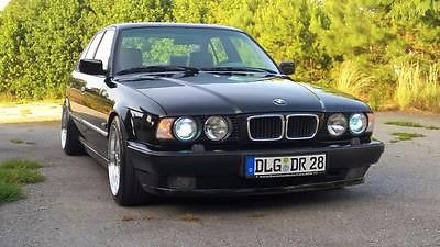 BMW : 5-Series Sport 1995 bmw 540 i 6 speed alusil block 2 nd owner e 34 4.0 l v 8 must see
