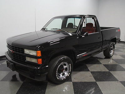 Chevrolet : C/K Pickup 1500 454 SS 454 efi th 400 posi loaded a c pwr win steer brakes great body paint int