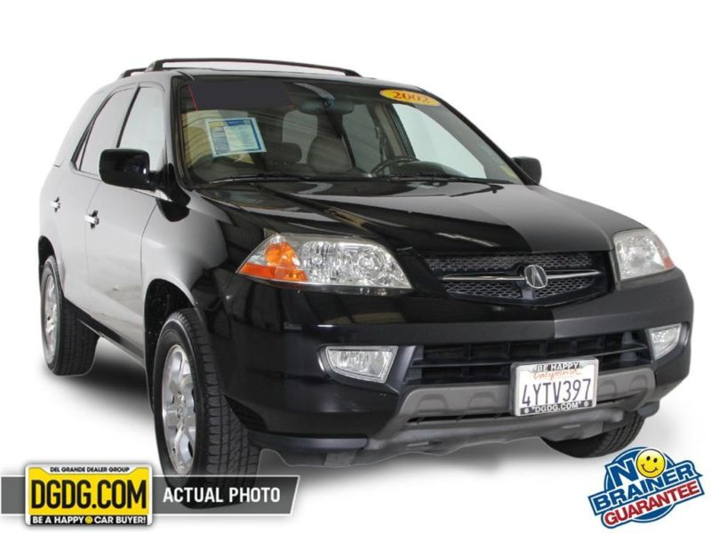 2002 Acura MDX 4D Sport Utility Touring