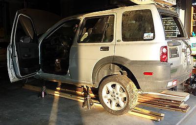 Land Rover : Freelander HSE Sport Utility 4-Door 2002 land rover freelander hse sport utility 4 door 2.5 l