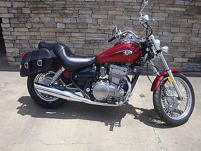 Kawasaki : Vulcan 2009 kawasaki vulcan 500 cc cruiser bike 1 owner 622 miles only