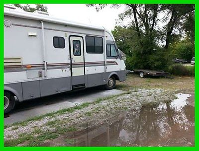 1995 Newmar Kountry Star 37' Class A 460 V8 Gas Slide Out Generator New Tires