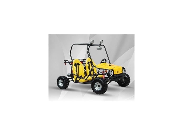 2014 Power Kart 125cc Super Wrangler Go Cart ON SALE on SaferWholesale