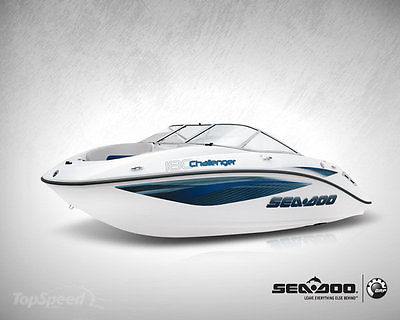 2007 Sea Doo Challenger 180. Fresh water only. 26 hours