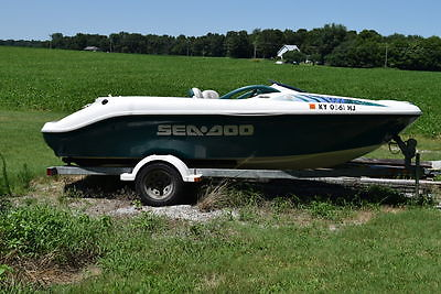 1997 SEADOO CHALLENGER 1800 Parts/Project boat