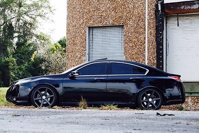 Acura : TL SH-AWD Acura TL SH 6MT