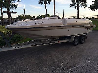 1999 Crownline 238 Deck Boat