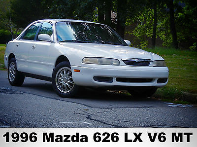 mazda 626 lx cars for sale. Black Bedroom Furniture Sets. Home Design Ideas