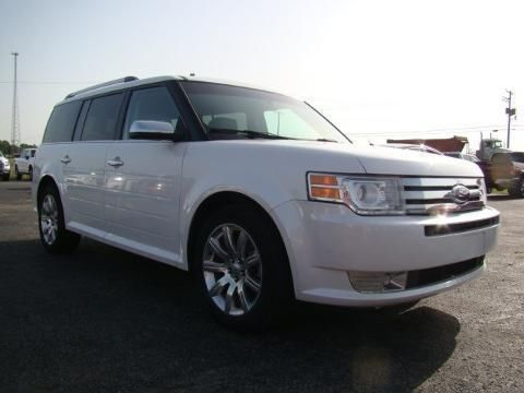 2010 FORD FLEX 4 DOOR SUV