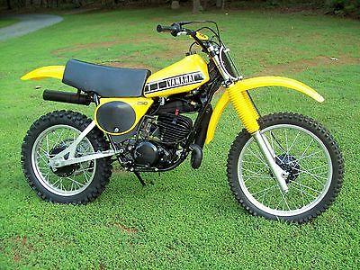 Yamaha : YZ 1987 yamaha yz 250