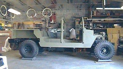Replica/Kit Makes none Badlands H1 Hummer kit replica