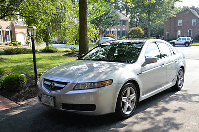 Acura : TL Base Sedan 4-Door 2006 acura tl 3.2 l