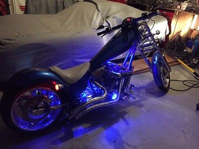 American Ironhorse : texas chopper 2003 custom iron horse texas chopper
