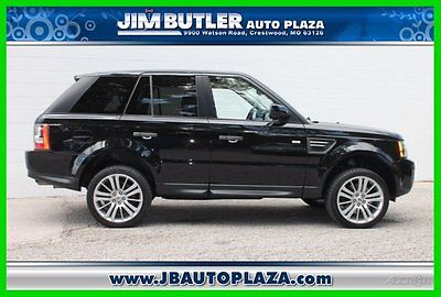 Land Rover : Range Rover Sport HSE 2011 hse used 5 l v 8 32 v automatic four wheel drive suv moonroof premium