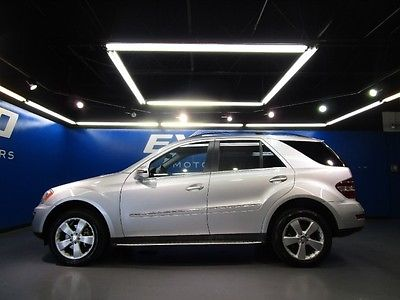 Mercedes-Benz : M-Class ML350 Mercedes-Benz ML350 2WD Premium 1 Heated Seats Navigation Camera $54kMSRP!