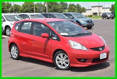 Honda : Fit Sport 2010 sport used 1.5 l i 4 16 v automatic fwd hatchback