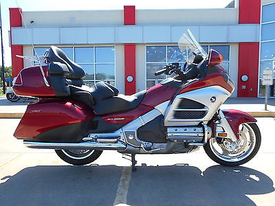 Honda : Gold Wing 2012 honda gl 1800 goldwing gold wing with accessories