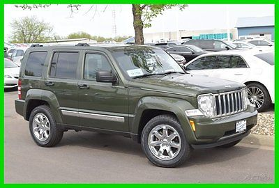 Jeep : Liberty Limited Edition 2008 limited edition used 3.7 l v 6 12 v automatic 4 wd suv premium
