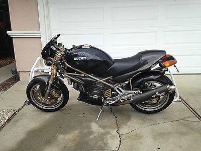 Ducati : Monster Ducati Monster M900 Cafe Style Racer, 1999