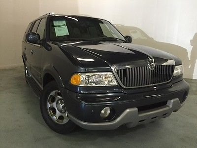 Lincoln : Navigator Base Sport Utility 4-Door 2001 lincoln